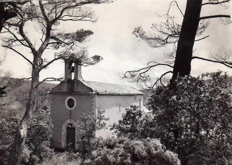 Chapelle Notre dame d'Orgnon NB