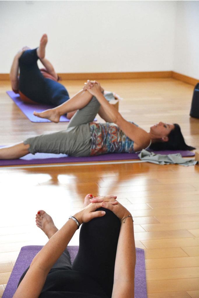 Cours collectifs yoga Mézières